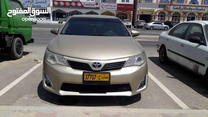 Automatic Toyota 2014 for sale - Used - Ibri city