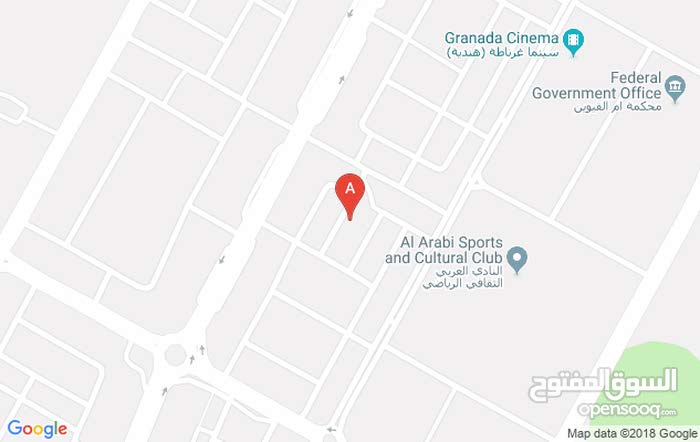 Villas is  available for rent in Um Al Quwain