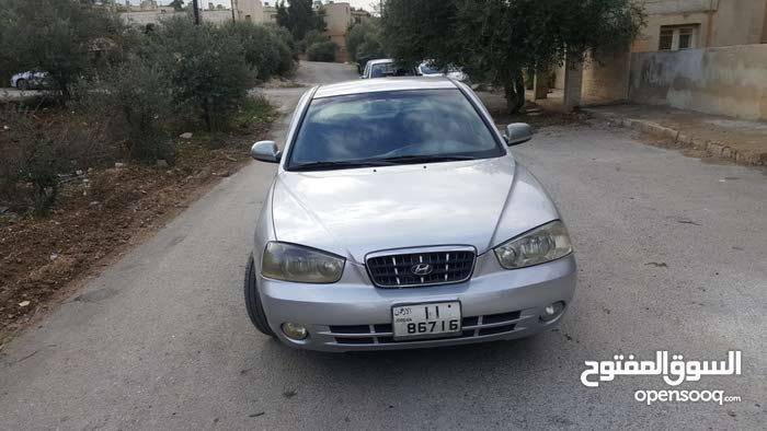Automatic Grey Hyundai 2003 for sale