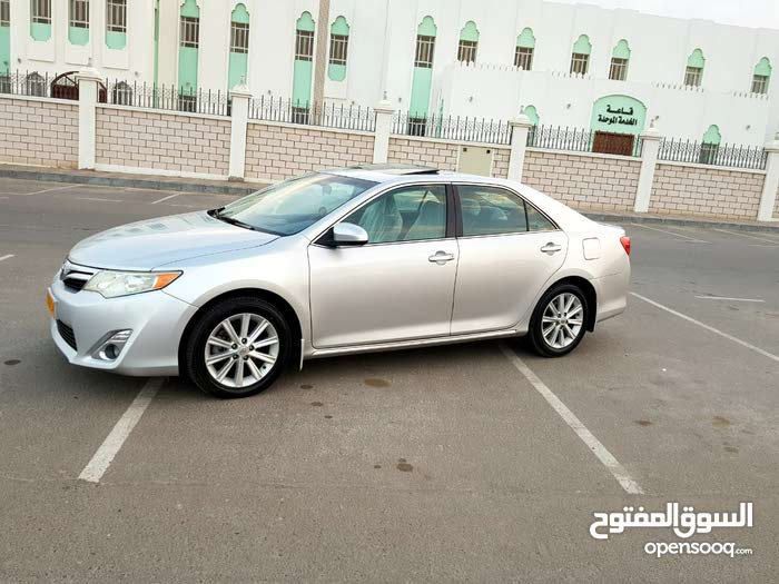 Used condition Toyota Camry 2012 with 110,000 - 119,999 km mileage