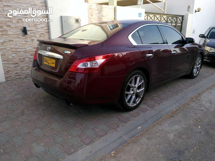 Available for sale! 1 - 9,999 km mileage Nissan Maxima 2010