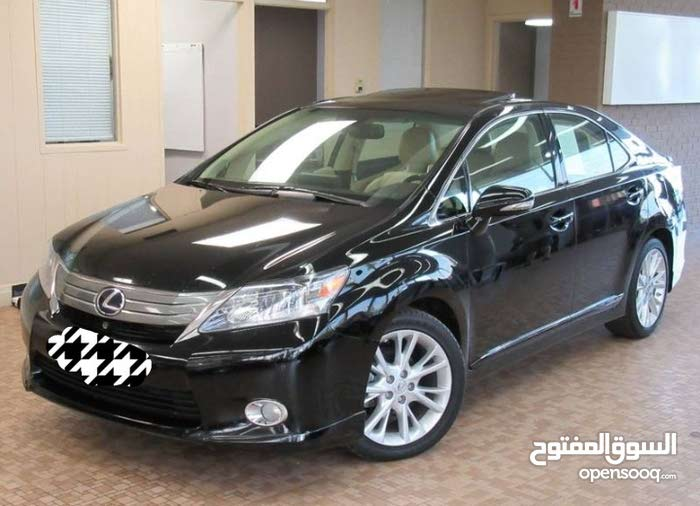 Automatic Lexus 2010 for sale - Used - Amman city