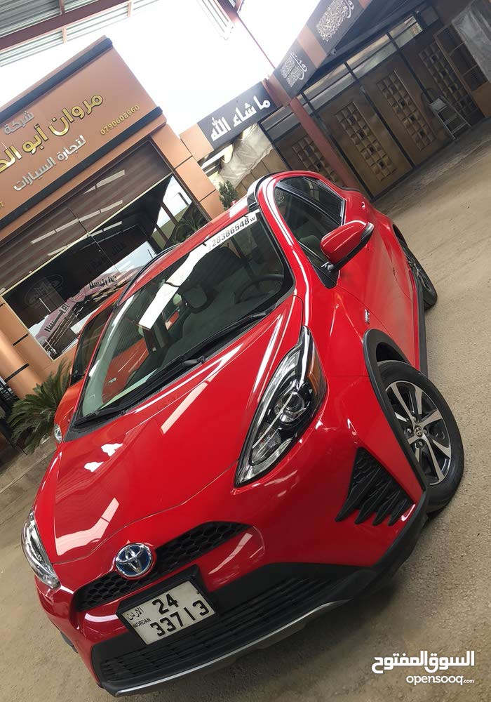 Available for sale!  km mileage Toyota Prius C 2018
