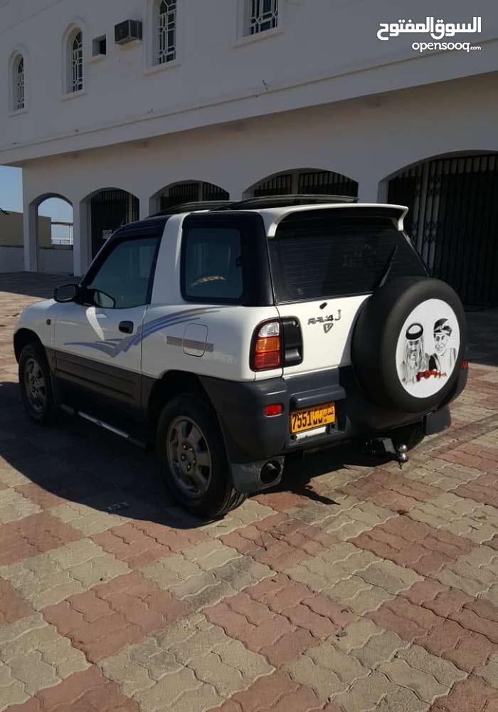 Toyota RAV 4 1996 For Sale