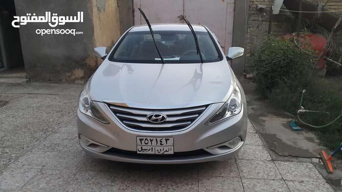 Used condition Hyundai Sonata 2014 with 90,000 - 99,999 km mileage
