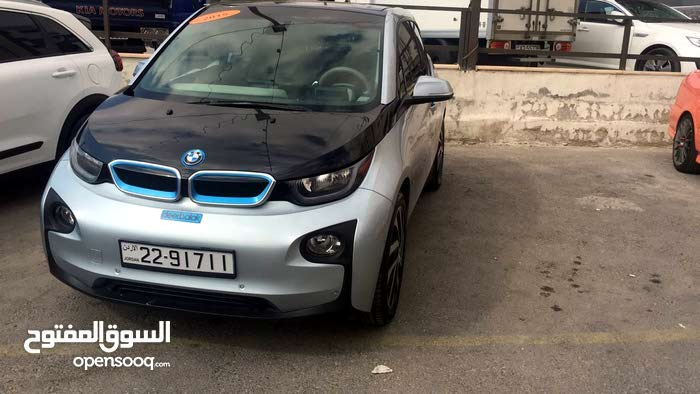 BMW i3 car for sale 2014 in Amman city