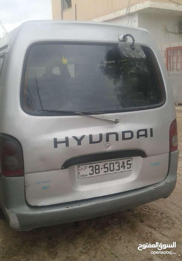 Silver Hyundai H100 1995 for sale