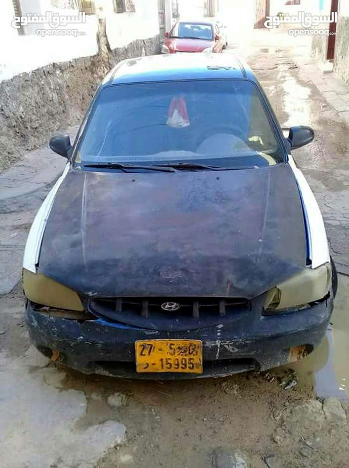 2001 Hyundai in Tripoli