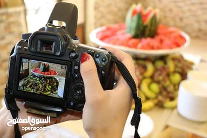 Amman – New camera that brand is  for sale