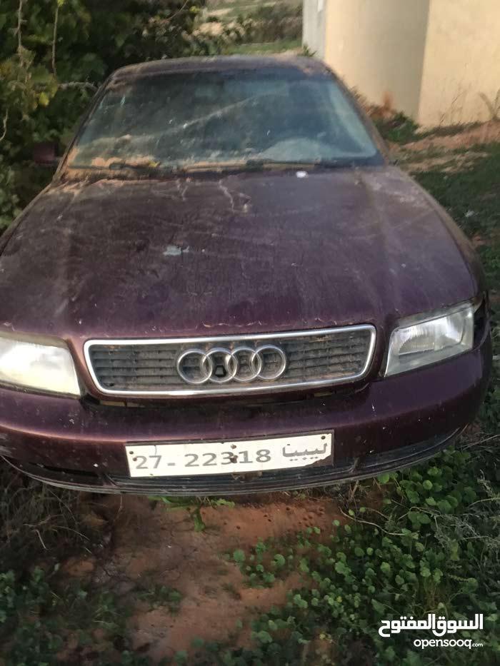 1998 Audi in Tarhuna