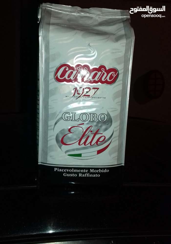 قهوة اكسبرس ايطاليه.الوزن 1كيلو في كل صندوق 6 كيلو