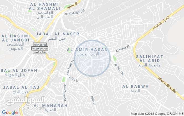Best property you can find! Apartment for rent in Jabal Al Naser neighborhood
