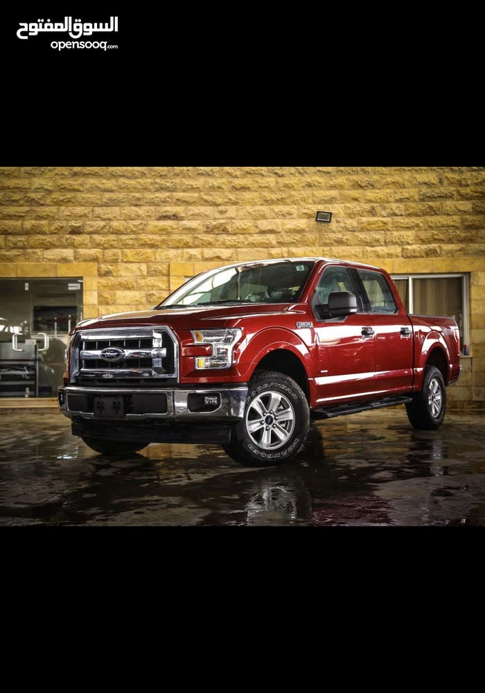 Ford F 150 2017 For Brown Color