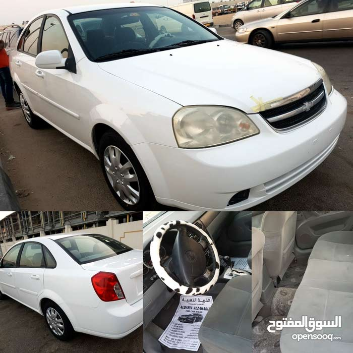 Chevrolet Optra Used in Abu Dhabi