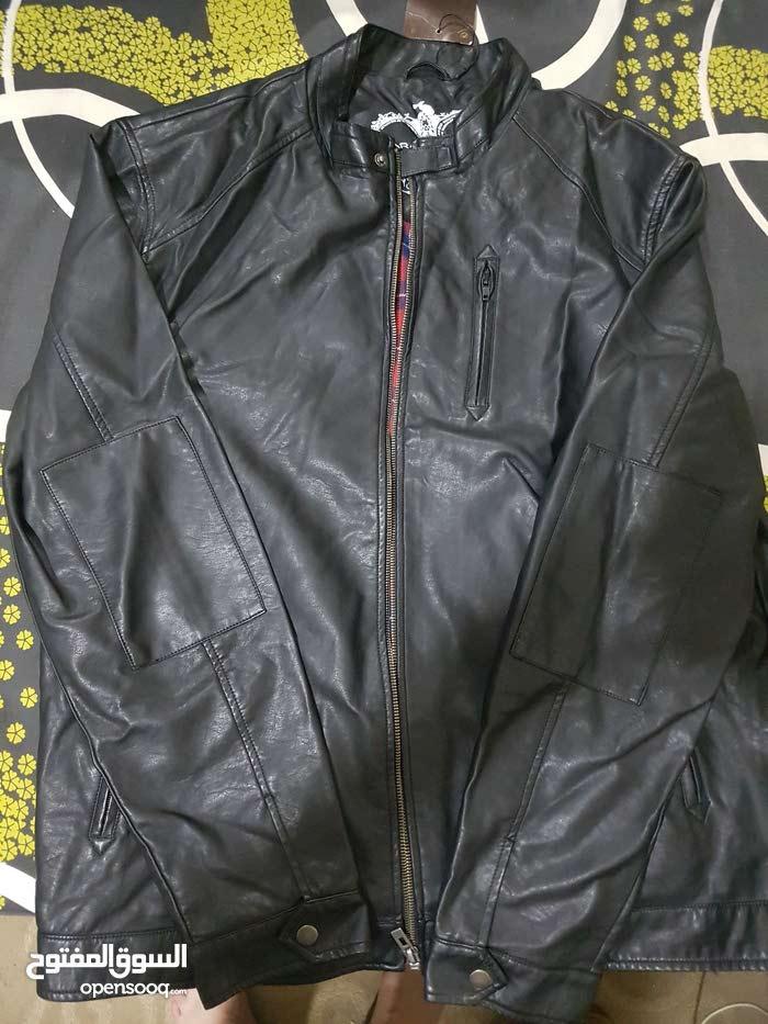 Faux leather Jacket size XXL