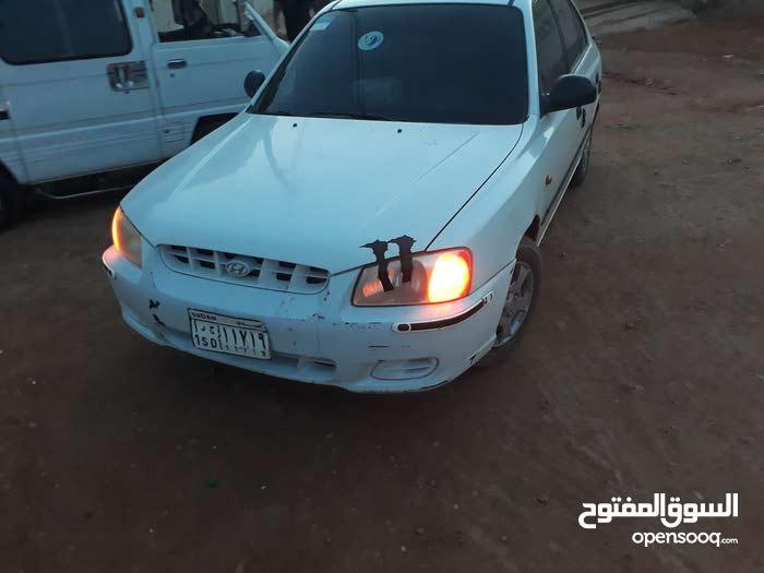 Hyundai Verna 2002 - Used
