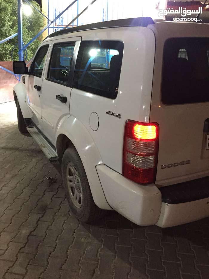 Dodge Nitro 2011 For sale - White color