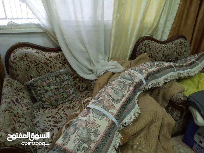 اثاث منزل غرفة نوم مروحة كنبايات و تلفزيون اخو الجديد اتصل لمعرفة السعر