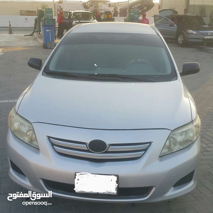 Used Toyota Corolla for sale in Dubai