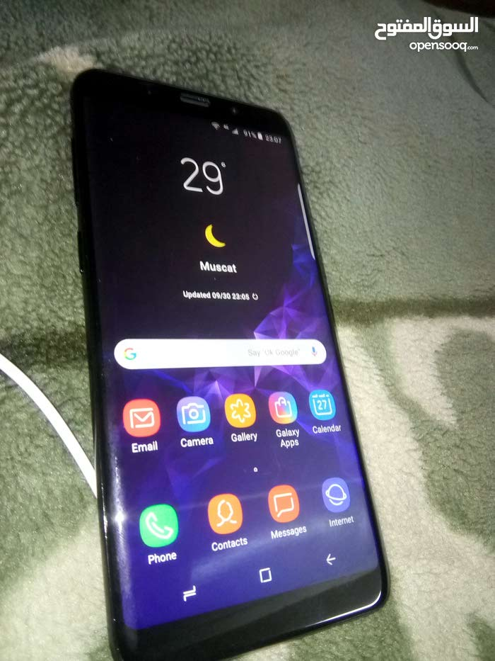 Galaxy S9+ for urgent sale