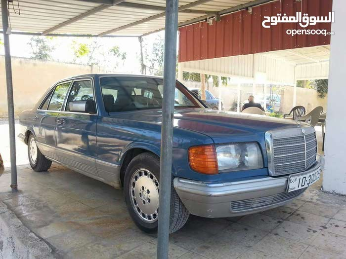 Mercedes Benz C 280 1984 For sale - Blue color