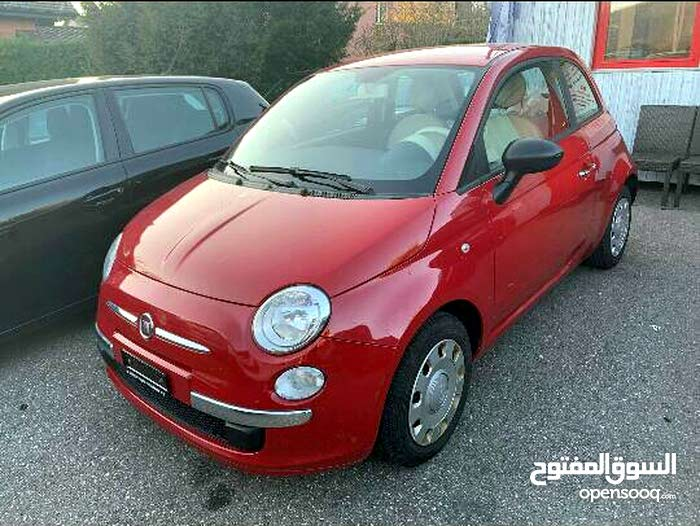 Best Price Fiat 500 2010 For Sale 104654044 Opensooq