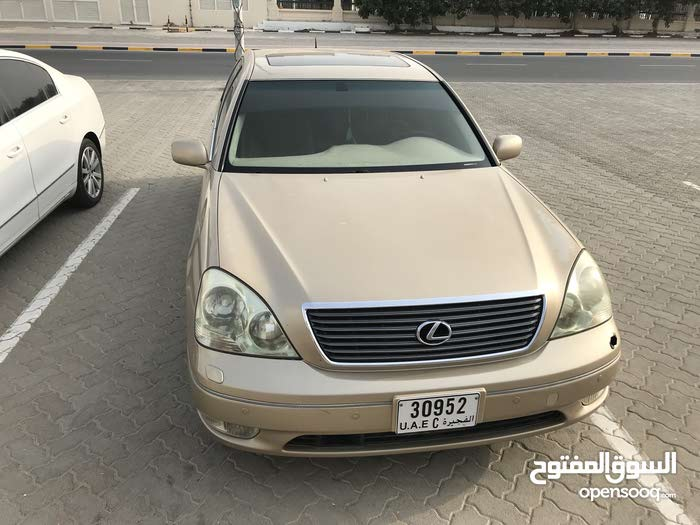 For sale LS 2001