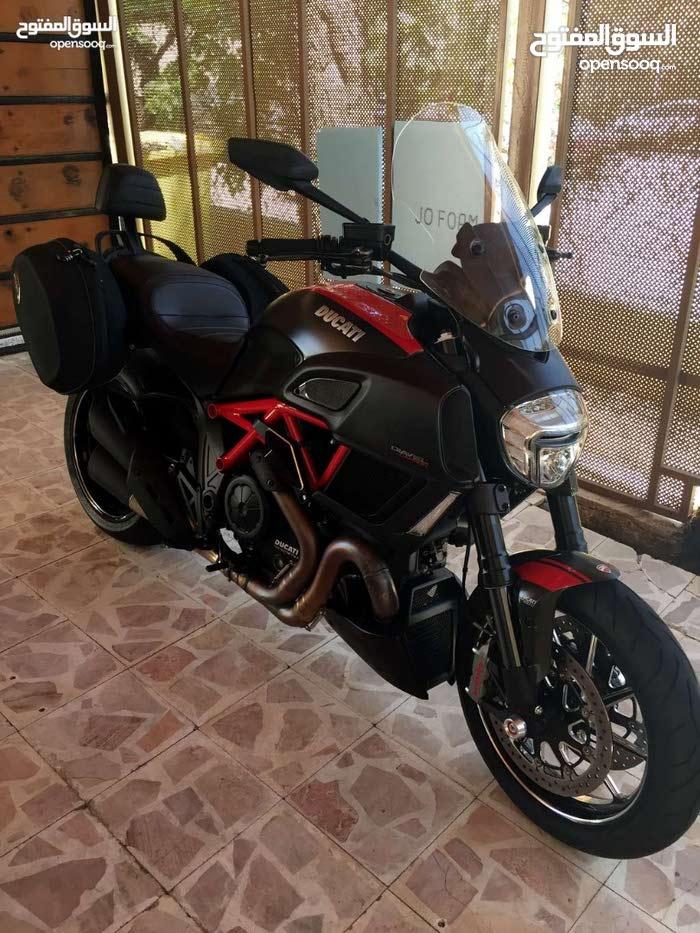 Ducati motorbike made in 2015 for sale