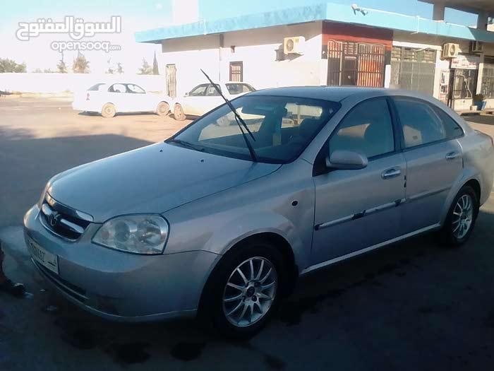 120,000 - 129,999 km Daewoo Lacetti 2006 for sale