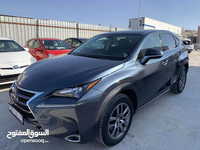 Used 2015 Lexus NX for sale at best price