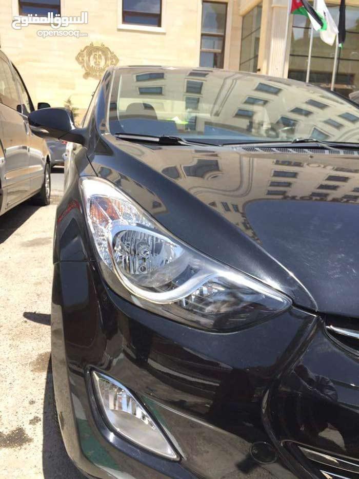 سيارة هونداي افانتي للايجار الشهري