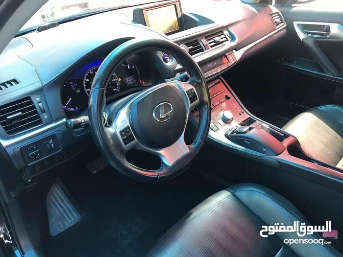 Used Lexus CT 2012