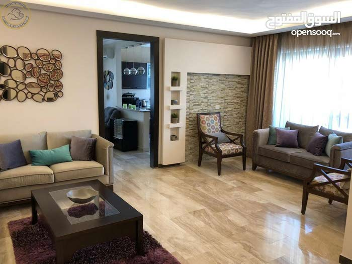 2 rooms  apartment for sale in Amman city Khalda