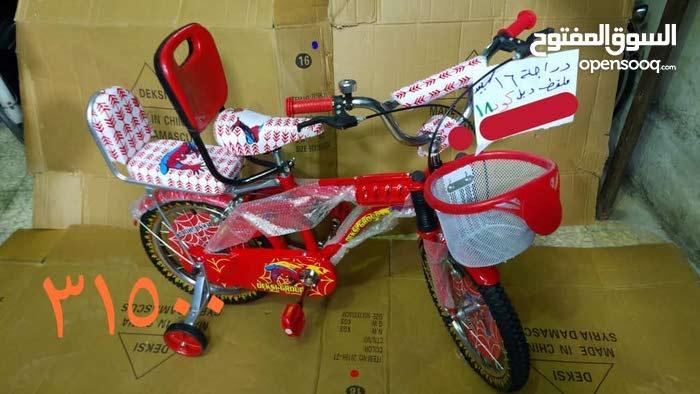 تشكيلة كبيرررة من الدراجات اسعار وقياسات مختلفة في كتيررر غير المعروض