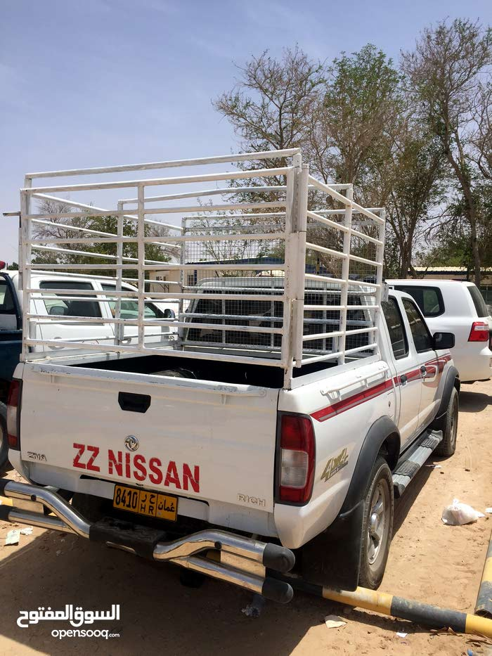 Manual Nissan 2013 for sale - Used - Adam city