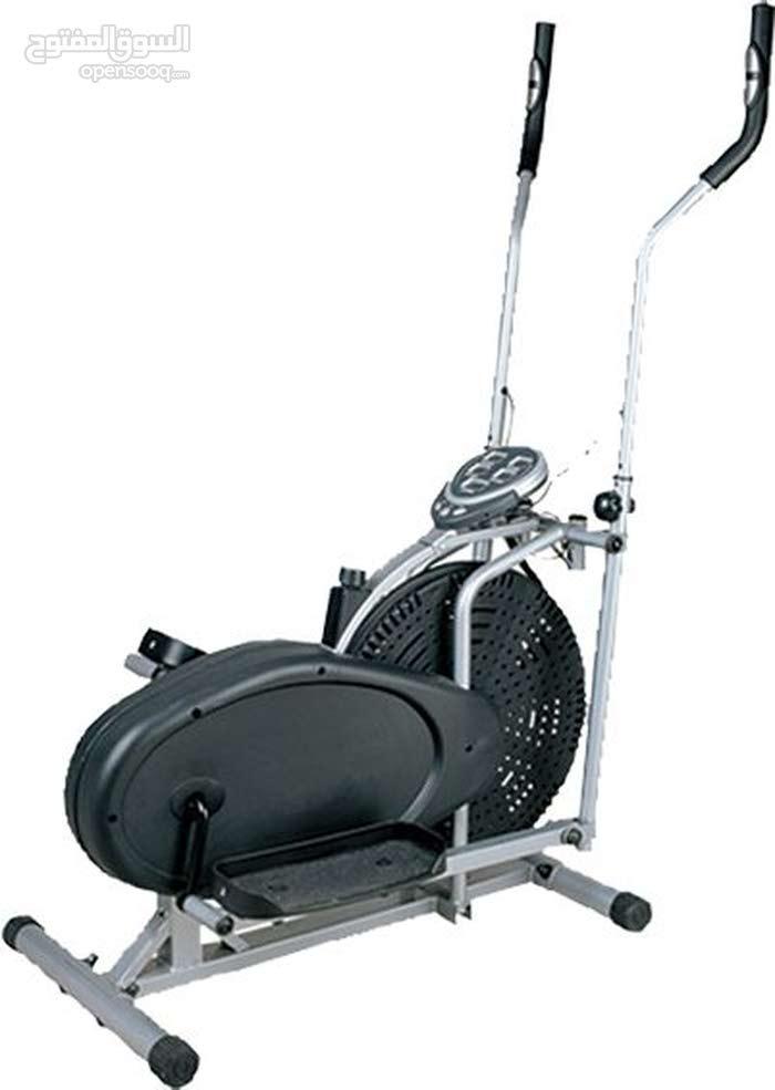 《أوربتريك - دراجة للتمارين الرياضية للذراعين و الساقين》
