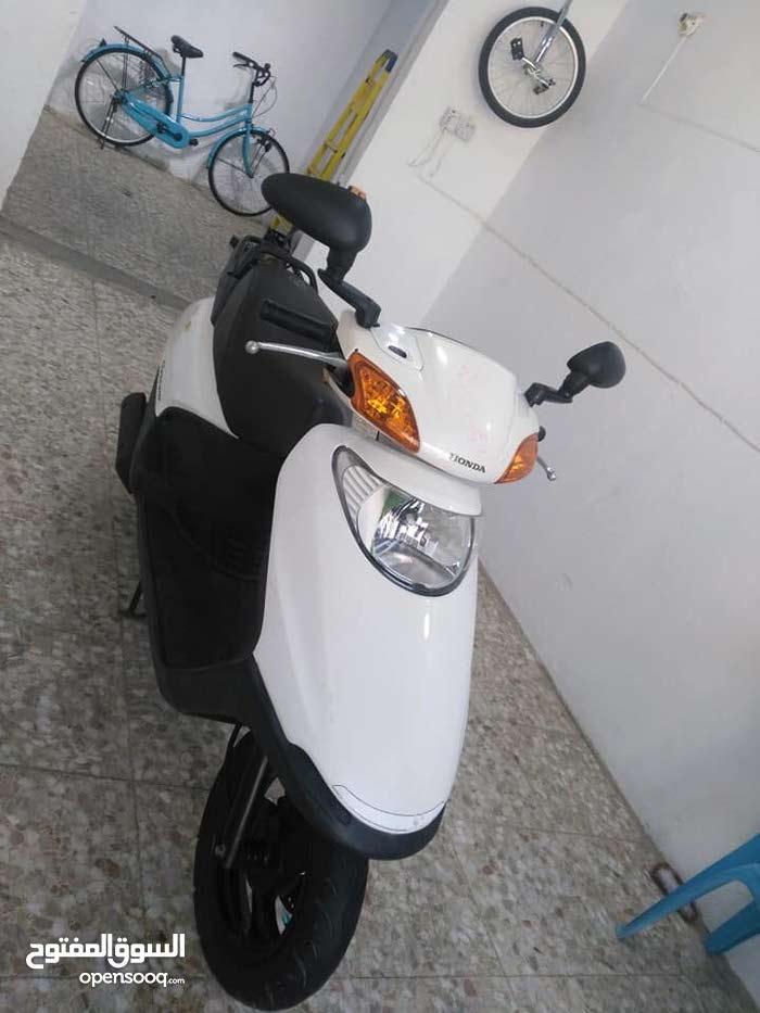 دراجه   هوندا  سبيسي  ياباني