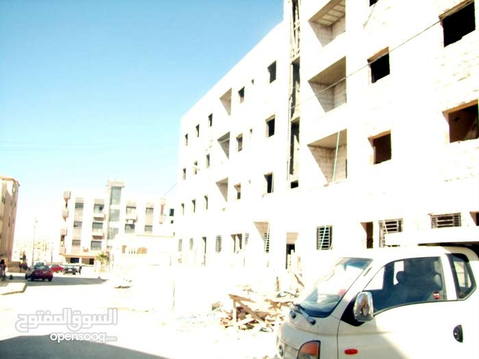 Third Floor  apartment for sale with 3 rooms - Amman city Al Qwaismeh