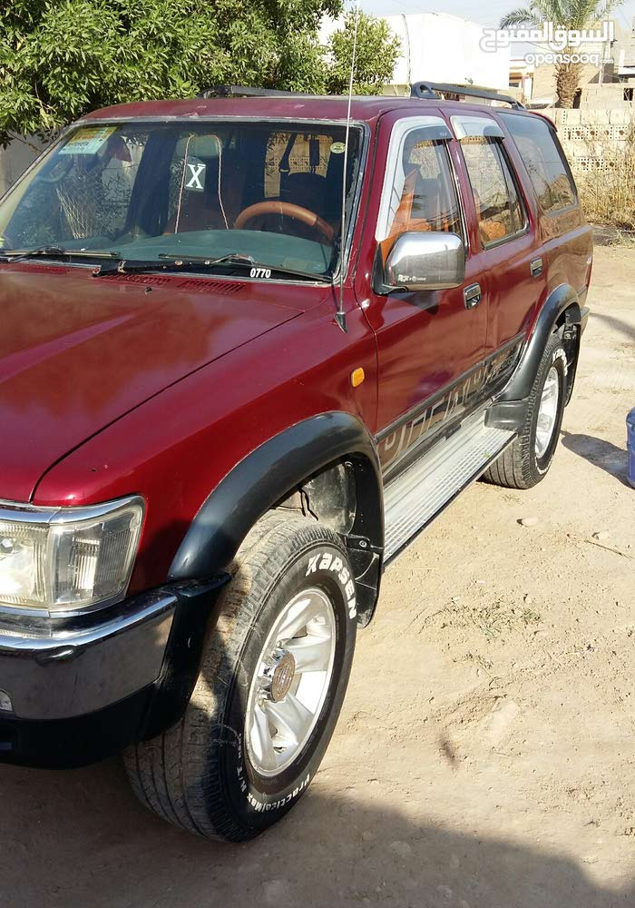 Used 1992 Land Cruiser