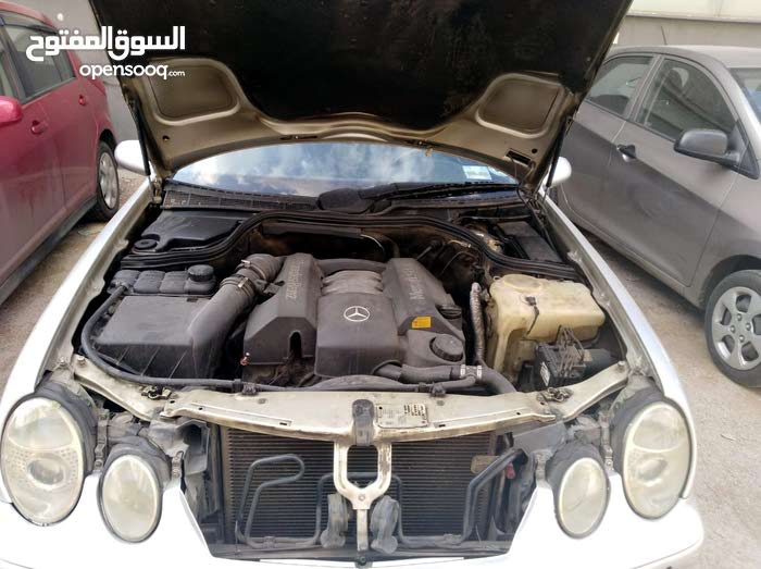 Mercedes CL320 full automatic model 89 trade or cash