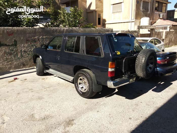 سيارة باثفايندر للبيع او للبدل