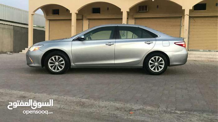 Gasoline Fuel/Power   Toyota Camry 2015