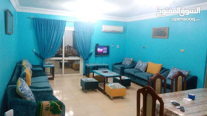 شقة مفروشة للايجار بقرب سيتى سنتر شارع مكرم عبيد مدينة نصر
