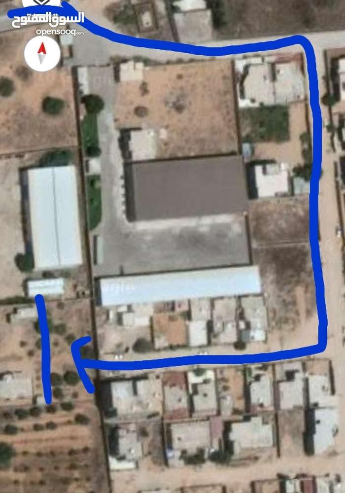قطعة أرض للبيع خلة الطببة خلف مسجد الرحمن
