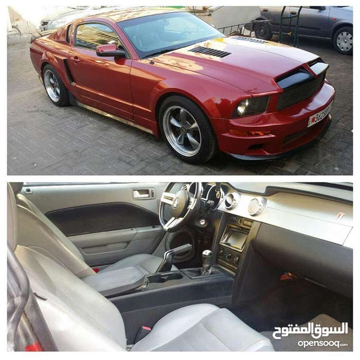 2007 Ford Mustang for sale in Muharraq