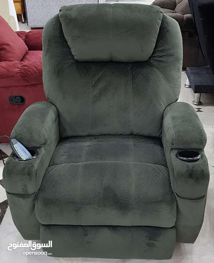 كرسي مساج طبي جديد خامة ممتازة جودة عالية جديد بالكرتون