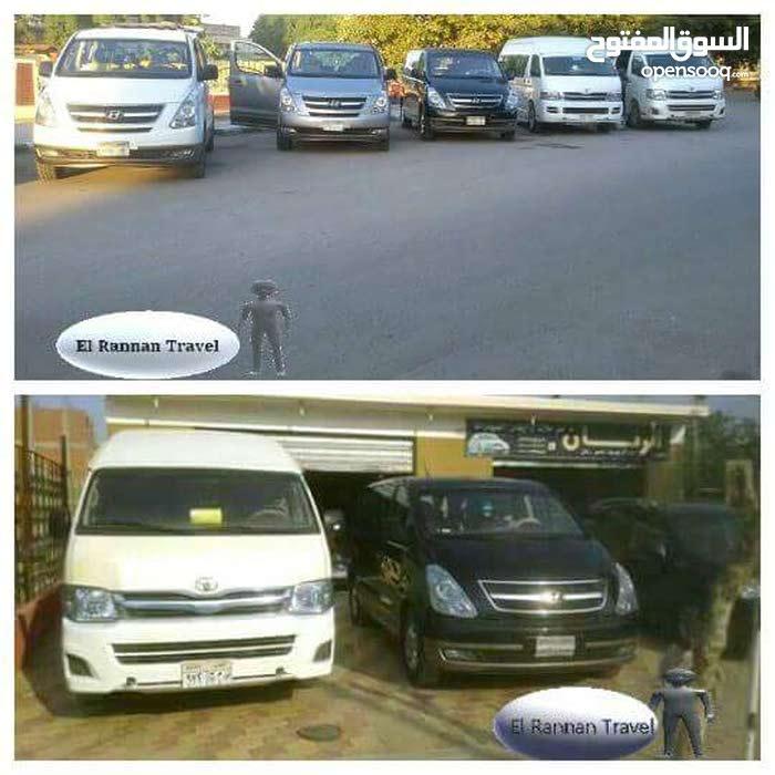 Hyundai H-1 Starex for rent