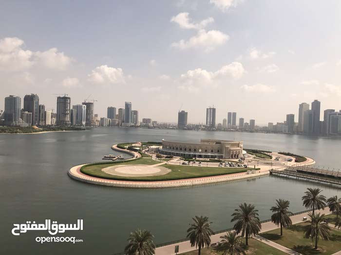 apartment located in Sharjah for rent - Al Majaz