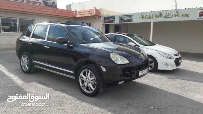 Manual Black Porsche 2006 for sale