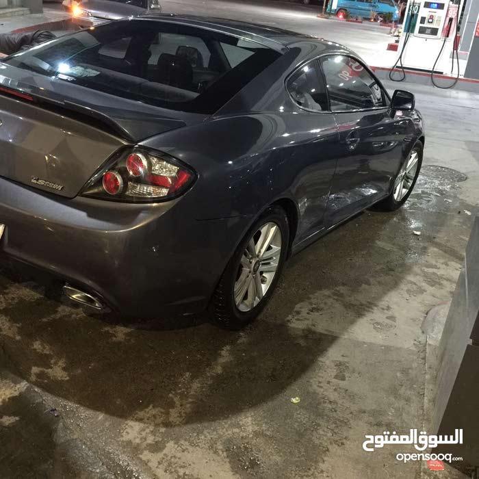 Used Hyundai Tiburon for sale in Amman